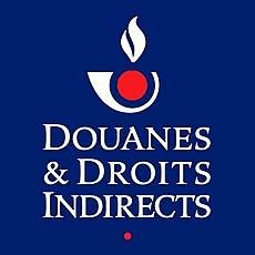 emblème des douanes françaises