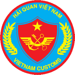emblème des douanes vietnamiennes