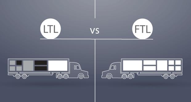 schéma expliquant la différence entre le ftl et le ltl