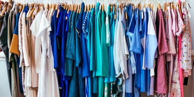 Illustration vêtements et textiles