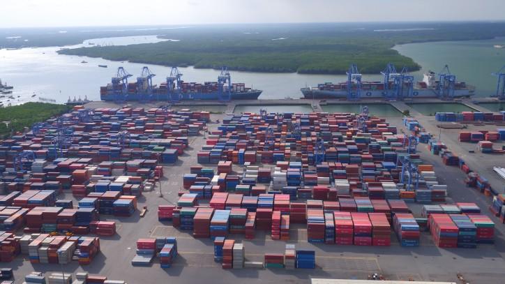port de Cai Mep