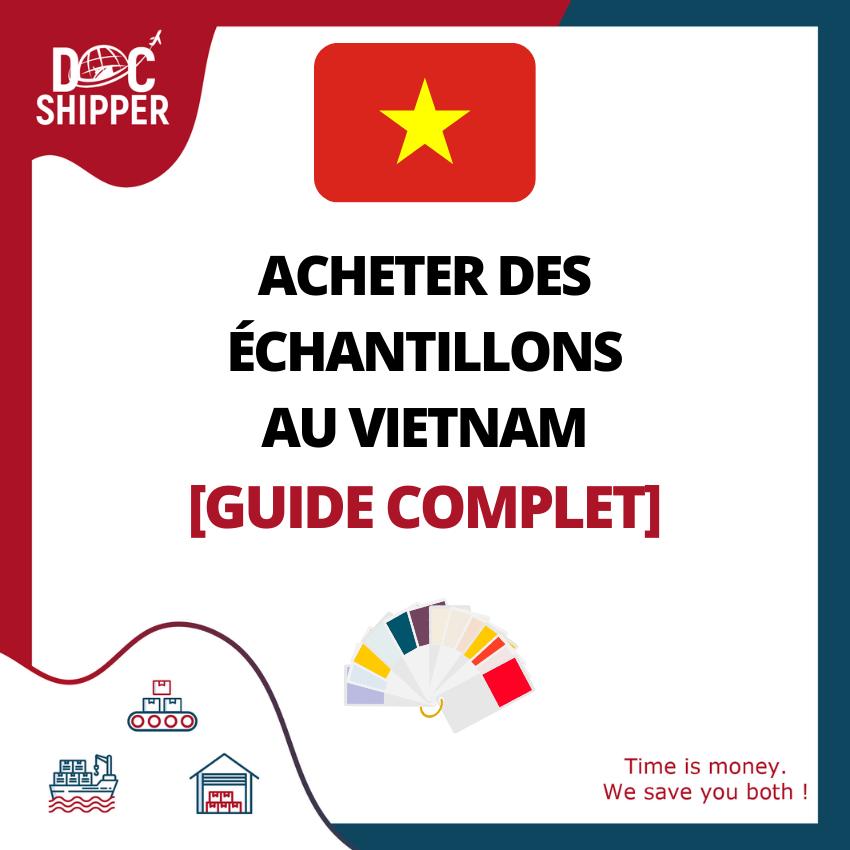 acheter echantillons vietnam