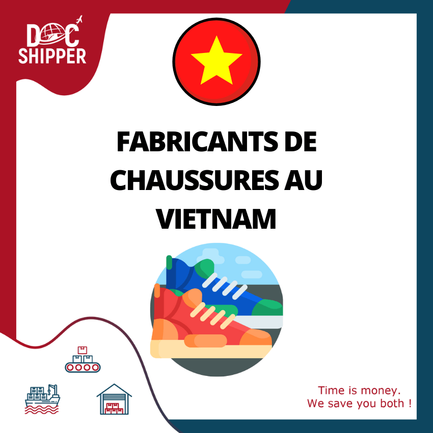 fabricant chaussure vietnam