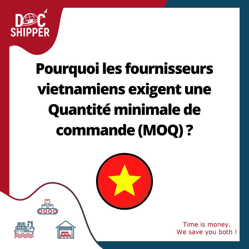 fournisseur moq vietnam