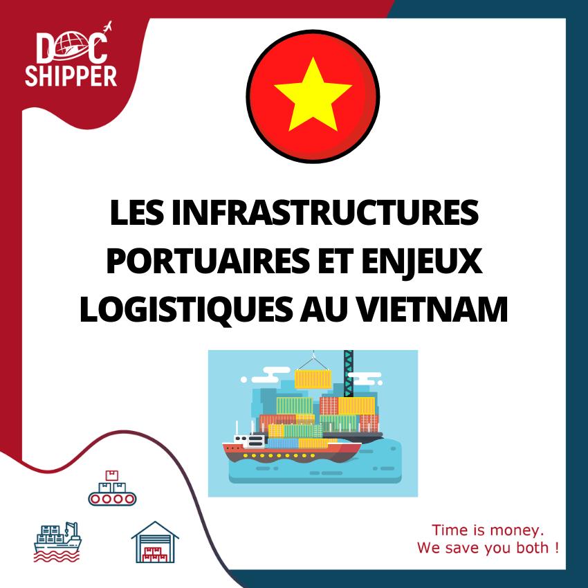 infrastructures portuaire vietnam