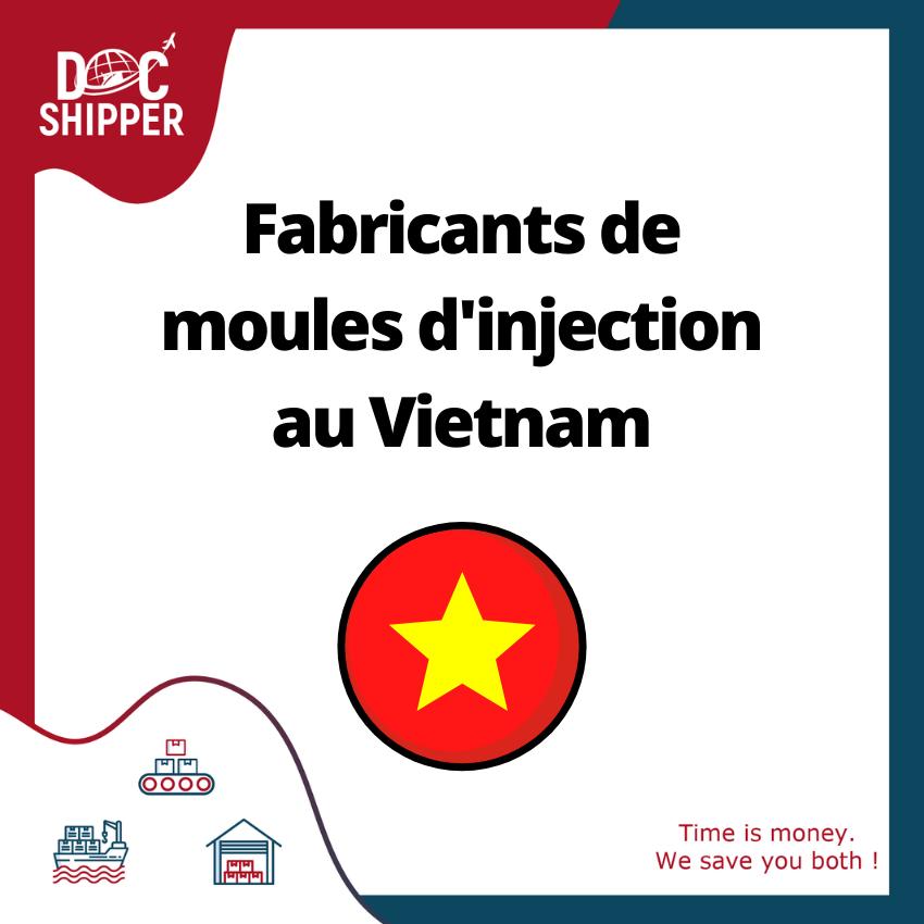 moule injection vietnam